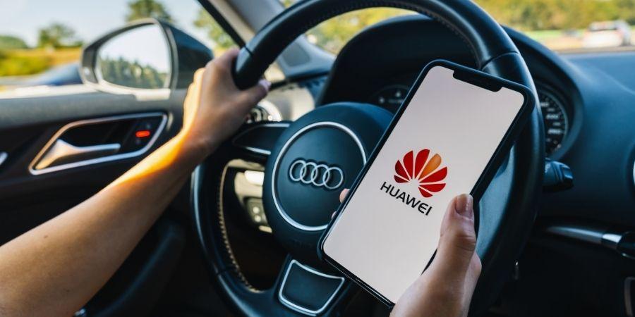 Smartphone con tecnología de punta Huawei