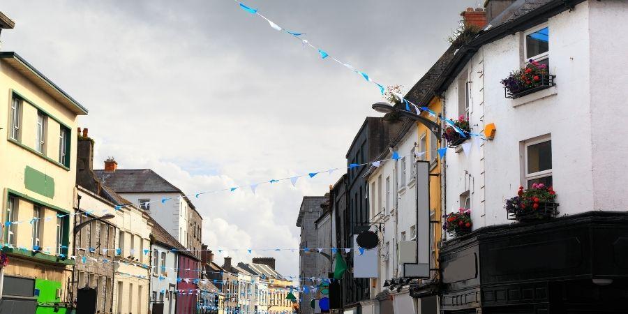 Galway una ciudad altamente intermedia de Irlanda para visitar