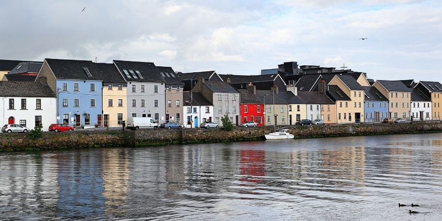 Galway la central cultural de Irlanda