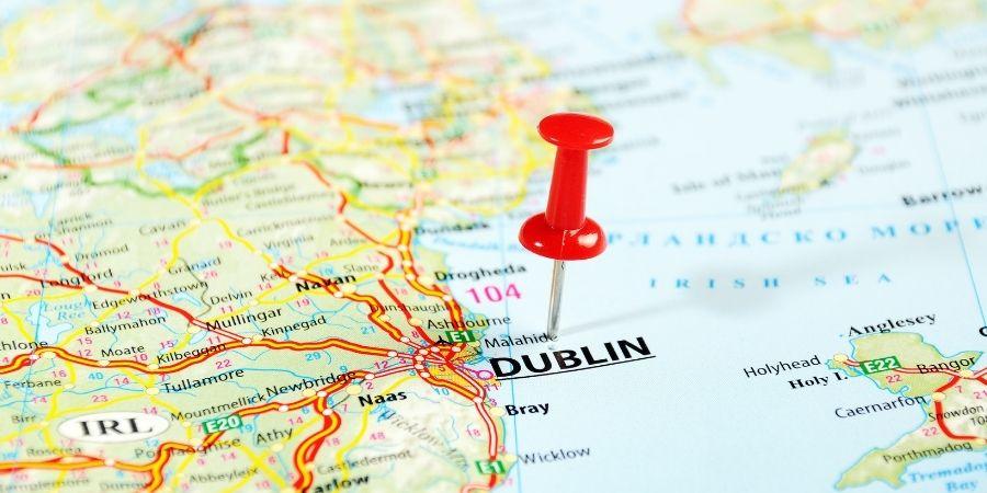 Dublín una ciudad en la que quieres vivir