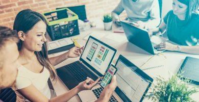 Descubre los mejores sitios web para trabajar en Irlanda