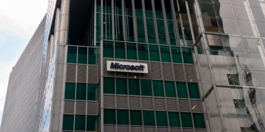 Sede de Microsoft en Irlanda de distribución y ventas