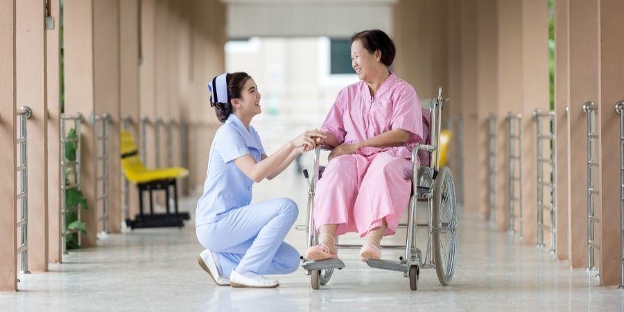 Directora general de enfermeras