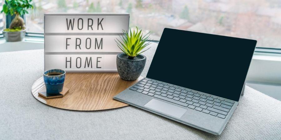 En Amazon trabajas desde tu hogar