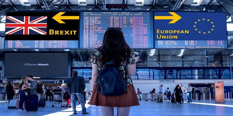 si tienes pasaporte europeo no necesitas visa para trabajar en irlanda