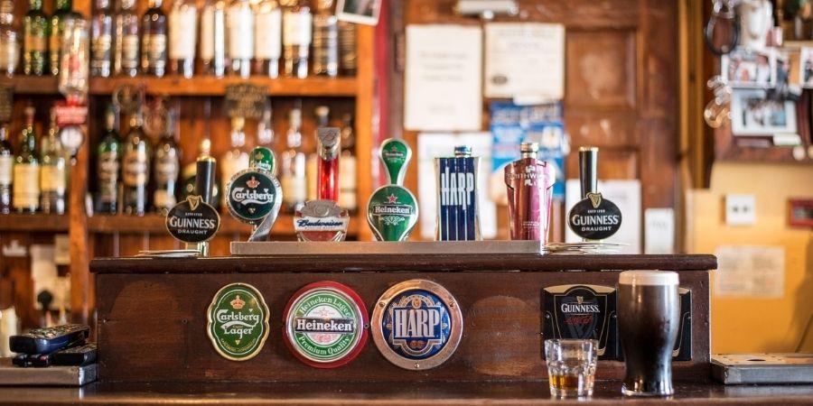 Vivir en Irlanda significa estas rodeado de wiski y cerveza