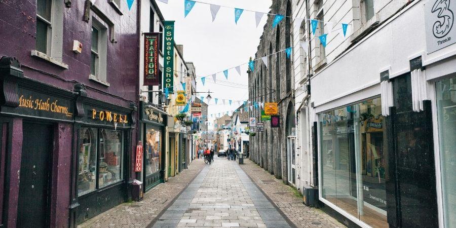 Pueblos de Irlanda